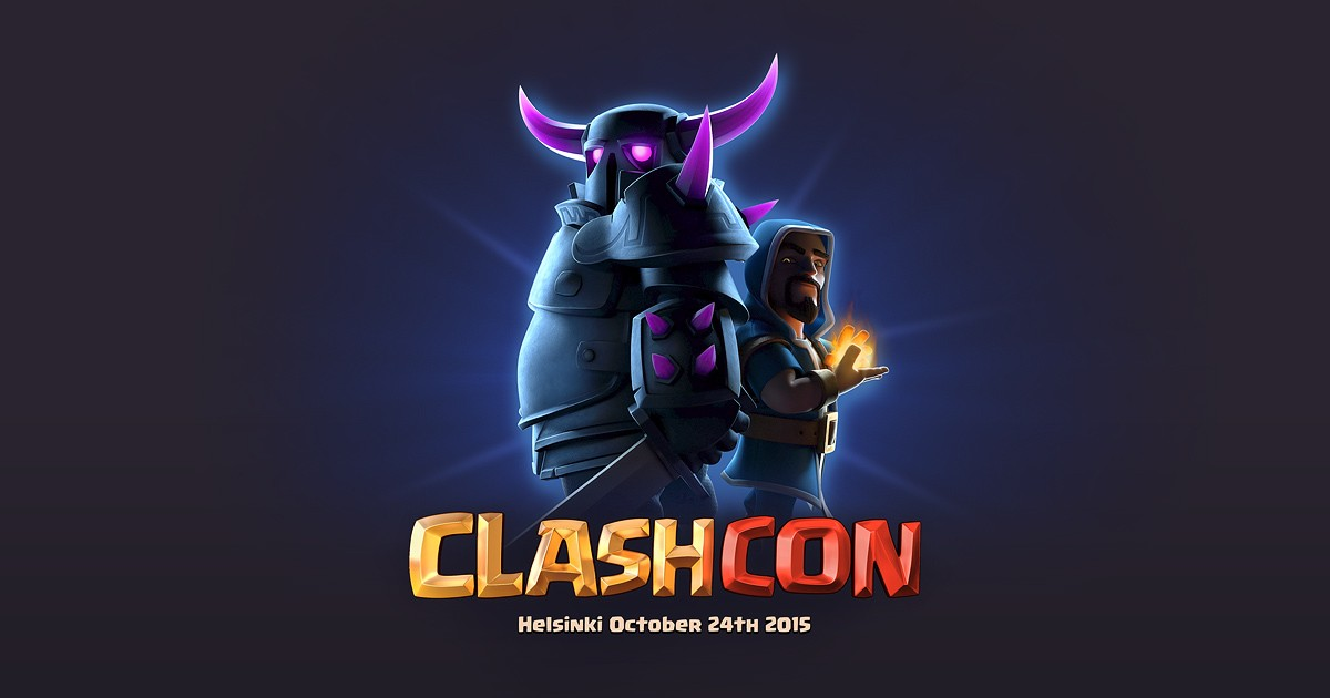 ClashCon 2015 – Clan War – Team Finland